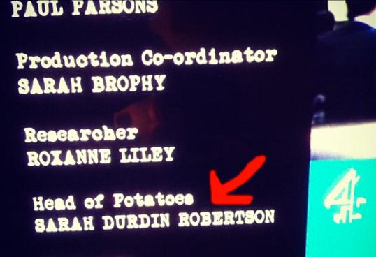seful cartofilor
